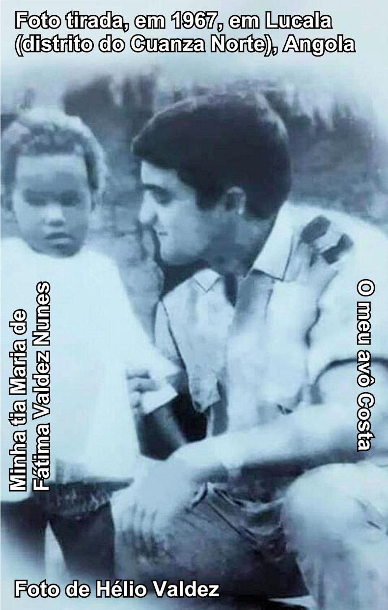 Hélio Valdez procura pelo seu avô com o sobrenome Costa Foto_d11
