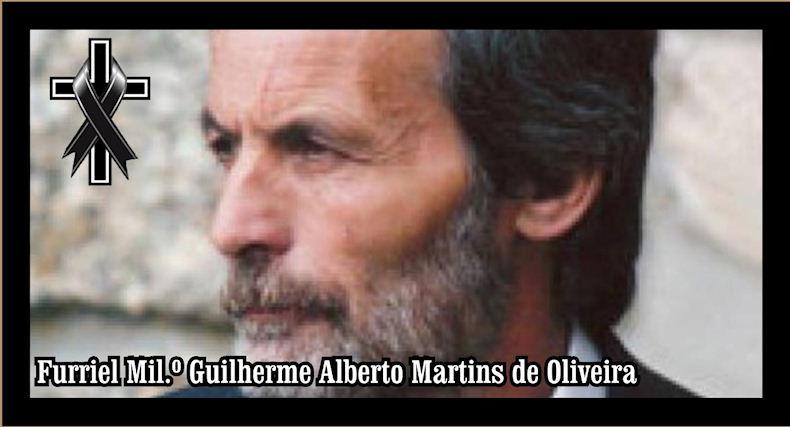 Faleceu o veterano Guilherme Alberto Martins de Oliveira, Furriel Mil. do BCac4216/74 - 30Jun2019 Guilhe10