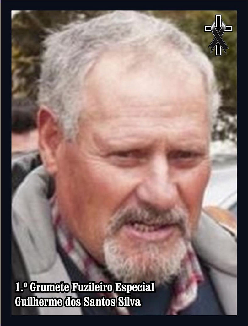 Faleceu o veterano Guilherme dos Santos Silva, 1.º Grumete FzE, da DFE7 - 16Nov2019 Guilhe11
