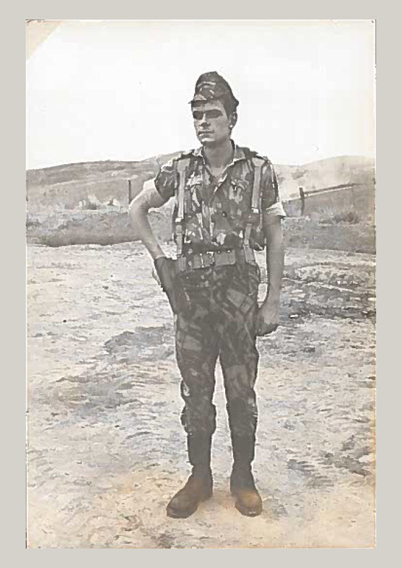 Faleceu o veterano João Pinto, 1.º Cabo Escriturário, da CCS/BArt1852 - 06Jun2018 Joao_p11