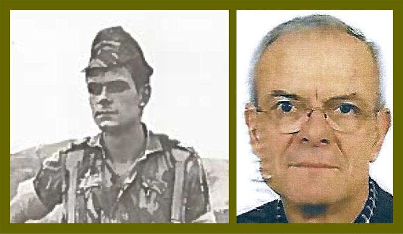 Faleceu o veterano João Pinto, 1.º Cabo Escriturário, da CCS/BArt1852 - 06Jun2018 Joaopi10