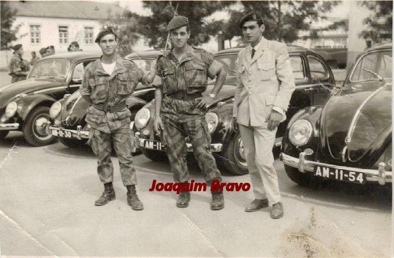 Faleceu o veterano Joaquim Mariano Carvalho Bravo, Soldado PQ, do BCP21 - 08Jul2017 Joaqui14