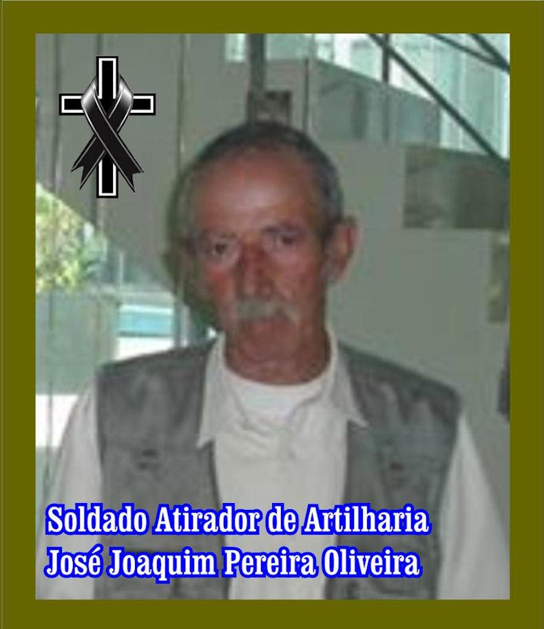 Faleceu o veterano José Joaquim Pereira Oliveira, Soldado de Artilharia, da CArt3374 - 14Mar2019  Joszo_17