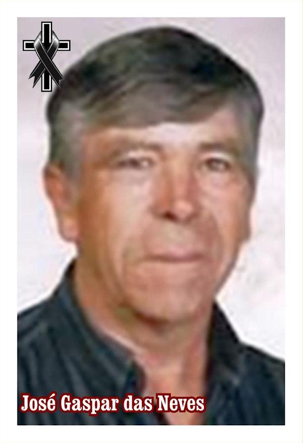 Faleceu o veterano José Gaspar das Neves, da 32.ªCCmds - 07Set2019 Joszo_21