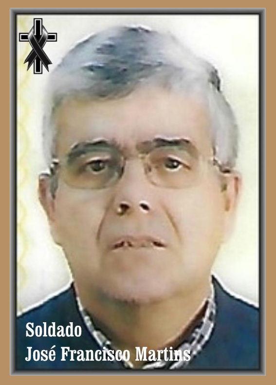 Faleceu o veterano José Francisco Martins, Soldado, da CCac2451 - 23Set2019 Joszo_22