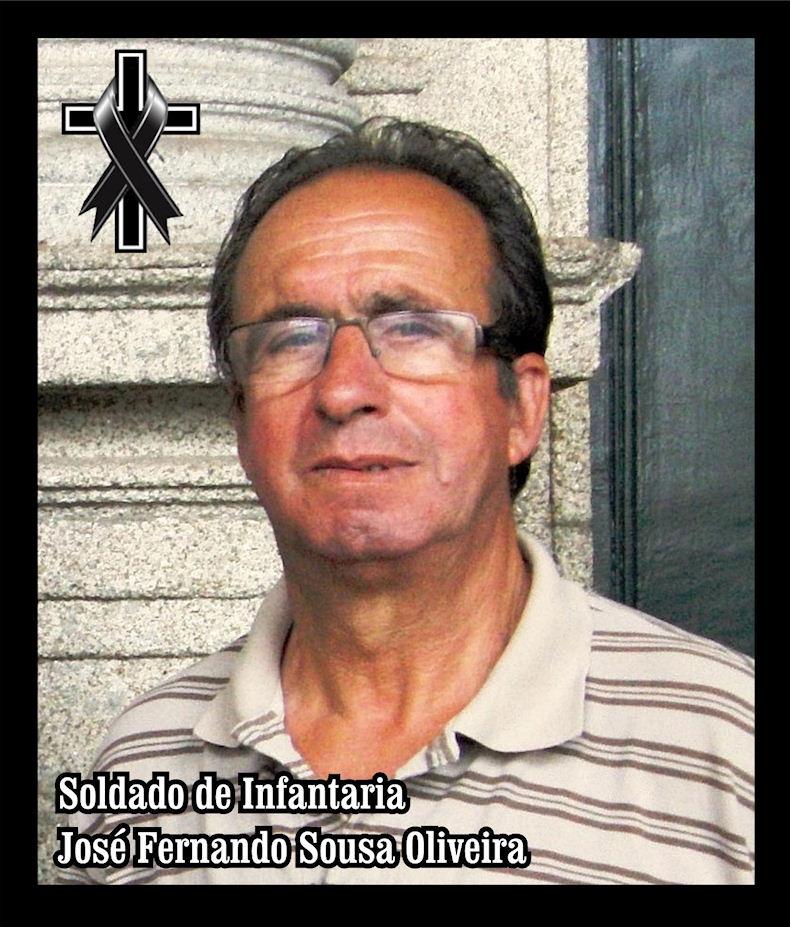 Faleceu o veterano José Fernando Sousa Oliveira, Soldado de Infantaria, da CCS/BCac599 - 22Nov2019 Joszo_25