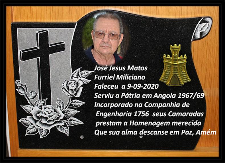 Faleceu o veterano José Jesus Matos, Furriel Mil.º, da CEng1756 - 09Set2020 Joszo_38