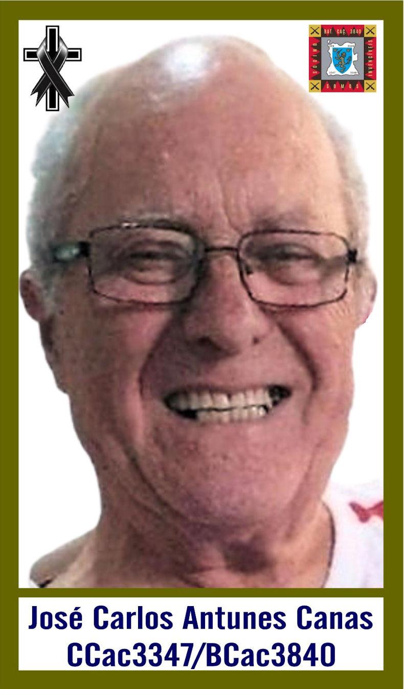 Faleceu o veterano José Carlos Antunes Canas, da CCac3347/BCac3840 - 08Fev2021 Joszo_53