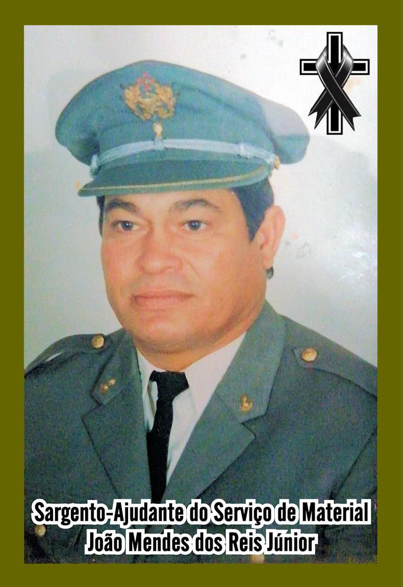 Faleceu o veterano João Mendes dos Reis Júnior, Sargento Ajudante do Serviço de Material - 29Jan2021 Jozeo_17