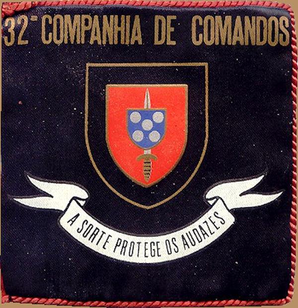 Faleceu o veterano José Gaspar das Neves, da 32.ªCCmds - 07Set2019 M_cmds11
