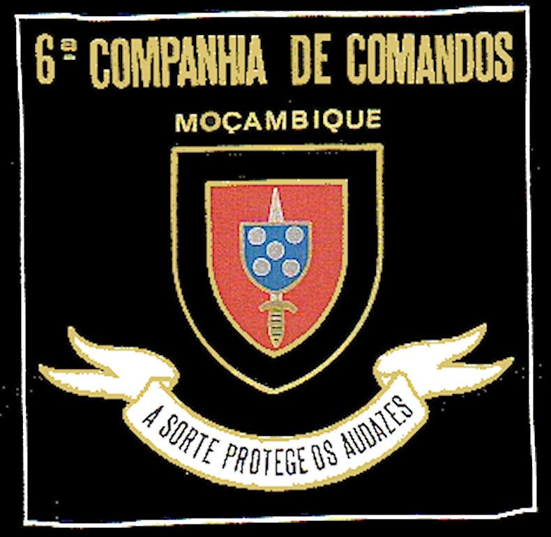 Faleceu o veterano José Augusto Gomes César, Comando, da 6ªCCmds - 24Abr2020 M_cmds12