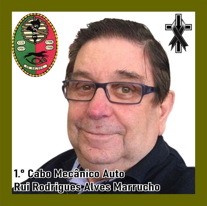Faleceu o veterano Rui Rodrigues Alves Marrucho, 1.º Cabo Mecânico Auto, da CCS/BCac1935 - 12Mar2021 Rui_ro10