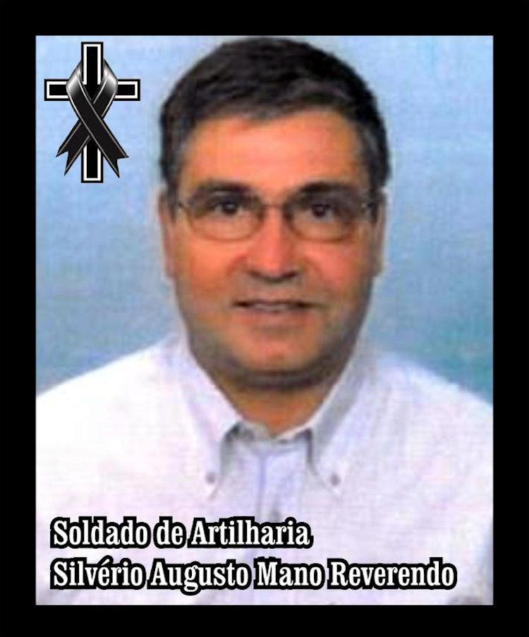 Faleceu o veterano Silvério Augusto Mano Reverendo, Soldado de Artilharia, da CArt3494 - 15Dez2019 Silvzo11