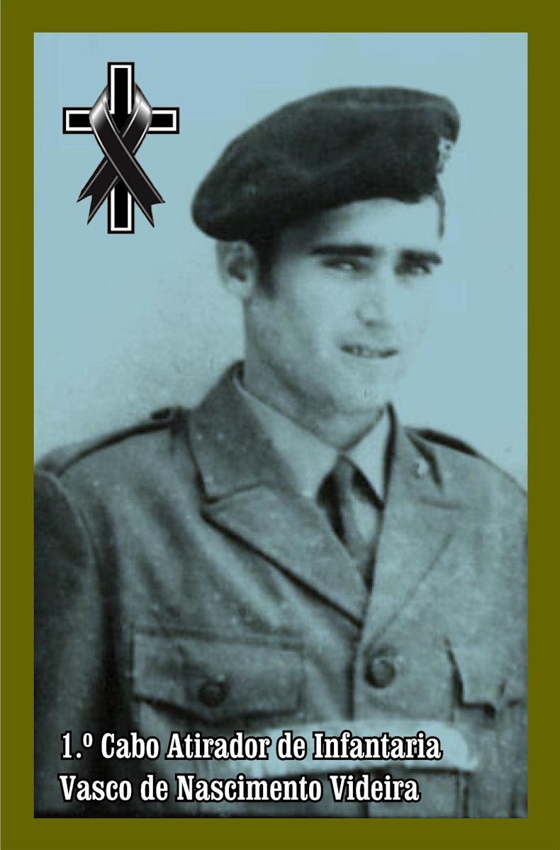 Faleceu o veterano Vasco de Nascimento Videira, 1.º Cabo Atirador, da 3ª/BCac4518/73 - 07Jan2017 Vasco_10