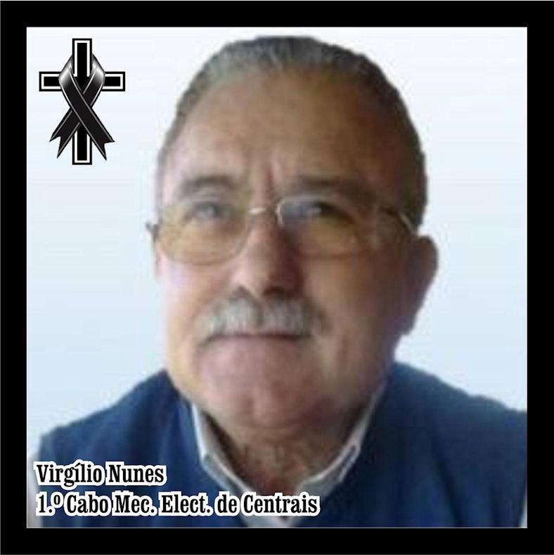 Faleceu o veterano Virgílio Nunes, 1.º Cabo Mec. Elect. Centrais, do BEng447 Virgzy10