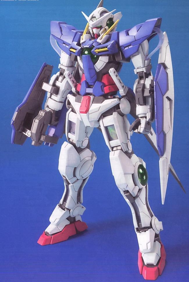 Le topic des Gunplas et autres maquettes à assembler Exia_m10