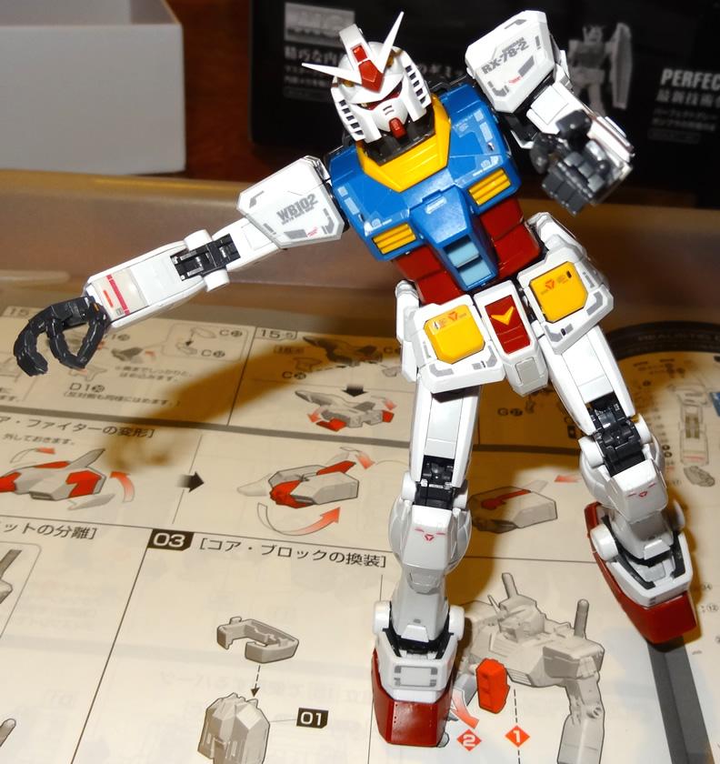 Le topic des Gunplas et autres maquettes à assembler Gunpla11
