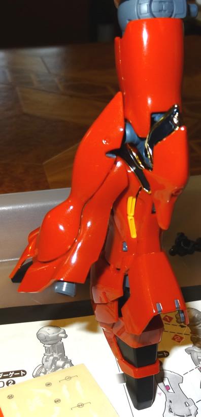 Le topic des Gunplas et autres maquettes à assembler J110