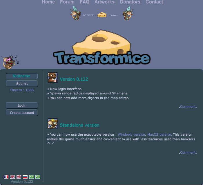 Transformice Update - December 5, 2010 Titles10
