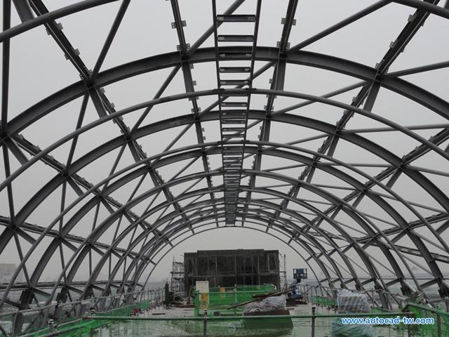 工程實績分享 - 機場捷運三重站(A2站) 013410