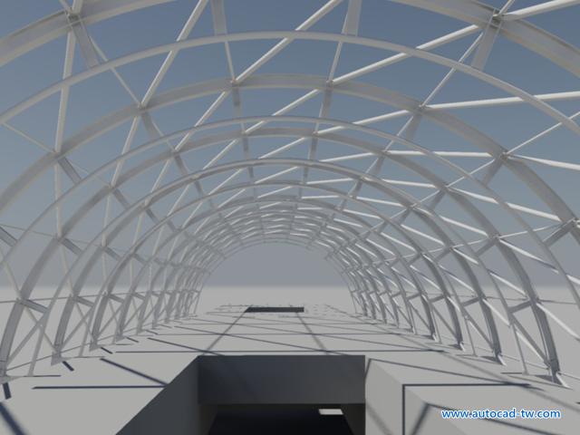 工程實績分享 - 機場捷運三重站(A2站) 013510