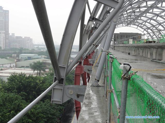 工程實績分享 - 機場捷運三重站(A2站) 013610