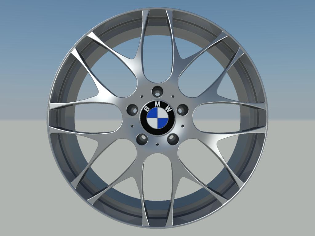 [作品]輪框-BMW Test3-10