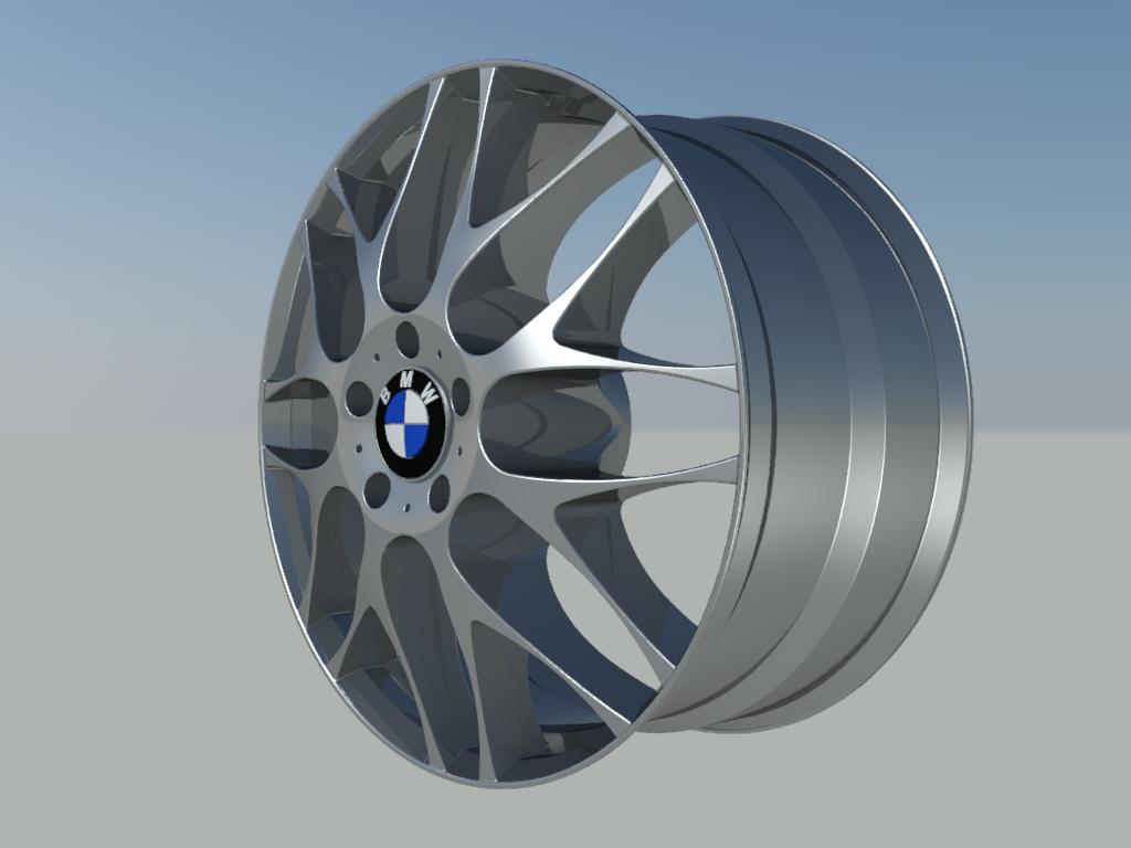 [作品]輪框-BMW Test3-11