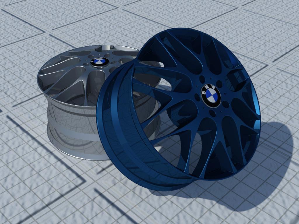 [作品]輪框-BMW Test4c12