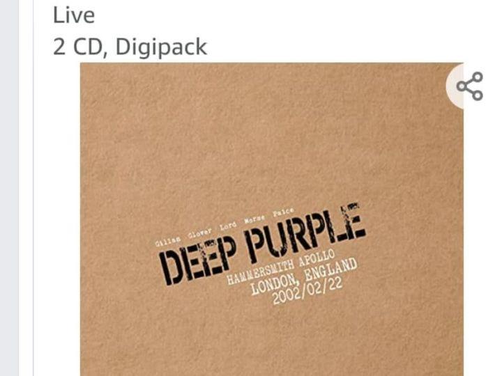 Deep Purple news Dp2610