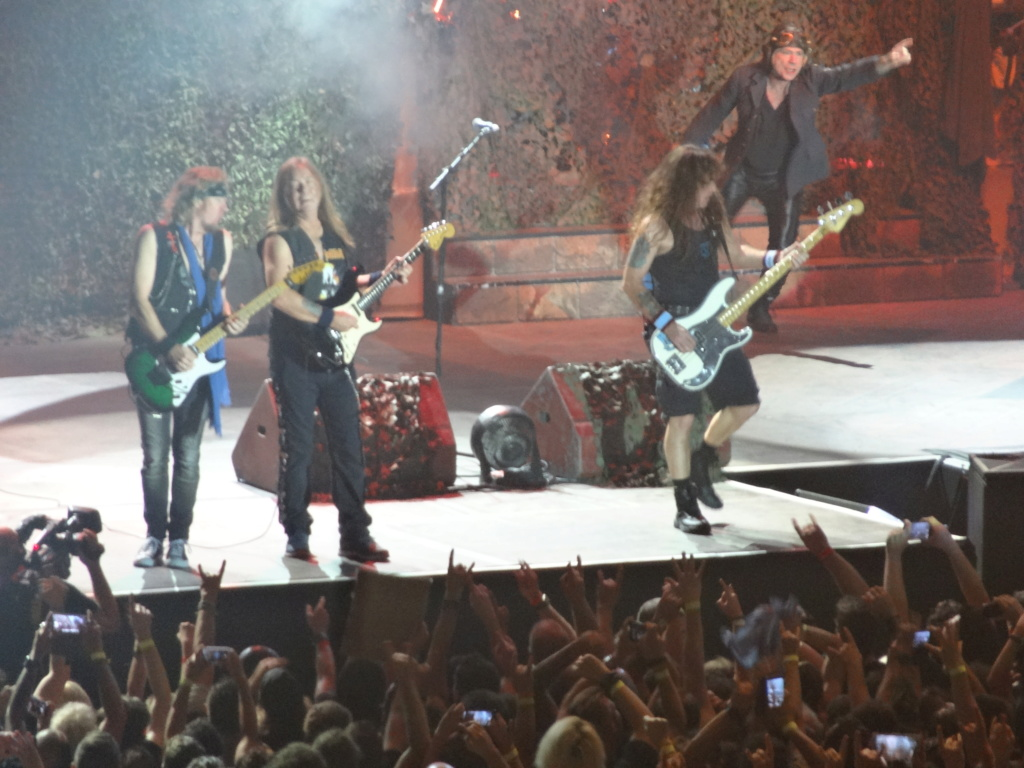IRON MAIDEN : Paris, AccorHotels Arena, 6/7/18 Dsc02926