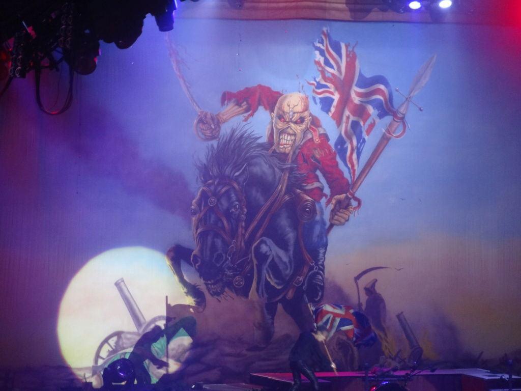 IRON MAIDEN : Paris, AccorHotels Arena, 6/7/18 Dsc03011