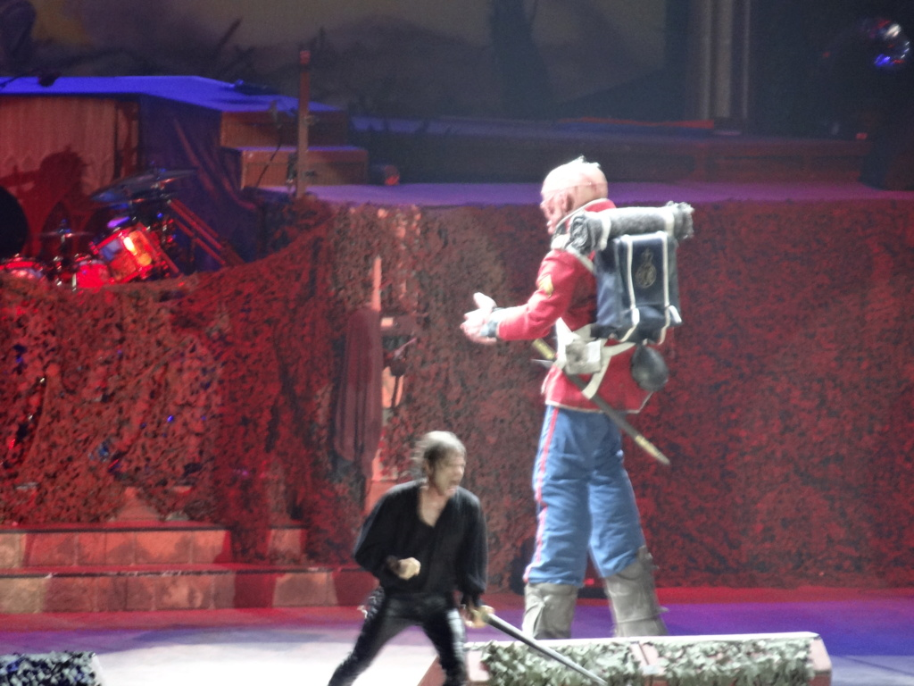 IRON MAIDEN : Paris, AccorHotels Arena, 6/7/18 Dsc03012