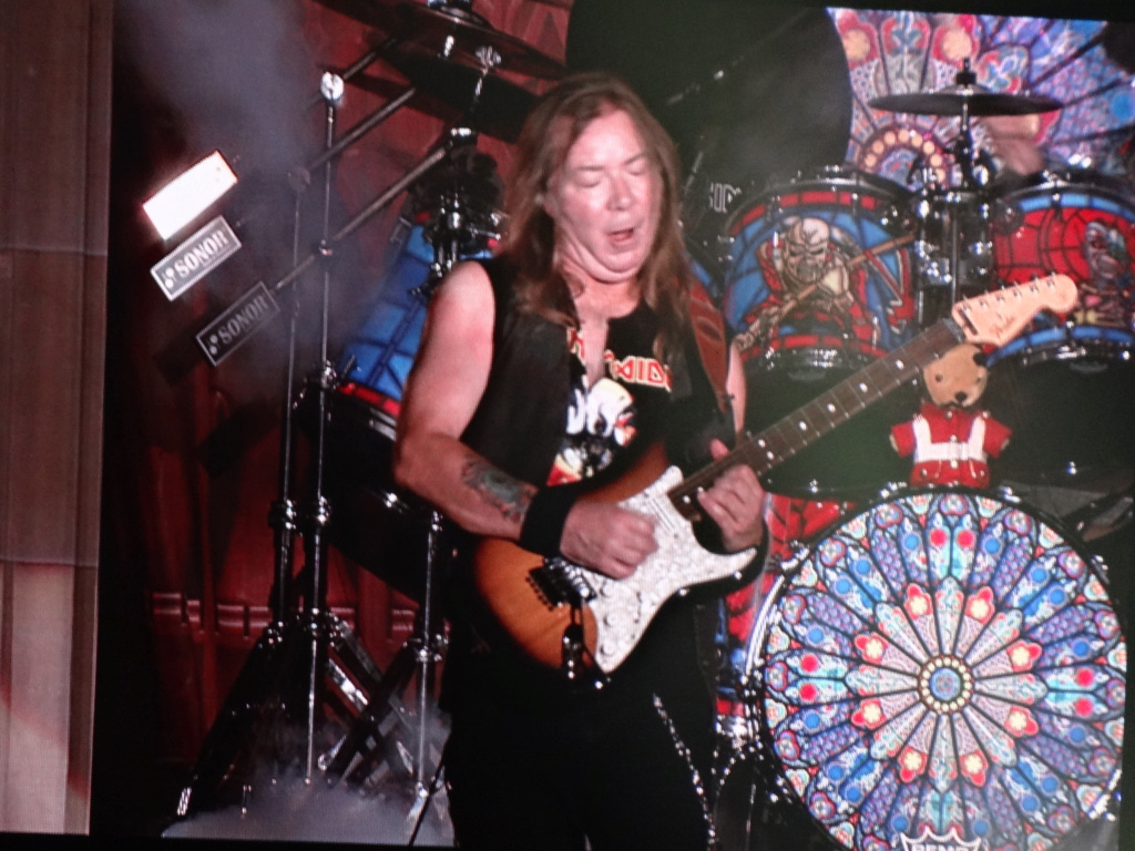 IRON MAIDEN : Paris, AccorHotels Arena, 6/7/18 Dsc03028