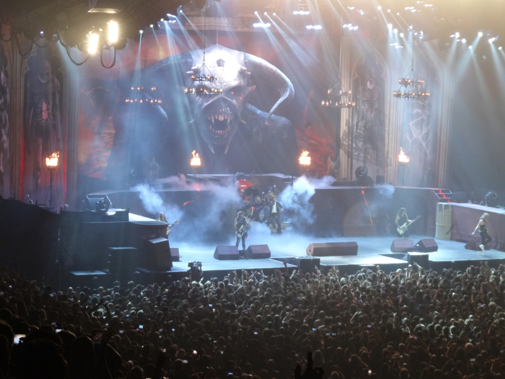 IRON MAIDEN : Paris, AccorHotels Arena, 6/7/18 Dsc03031