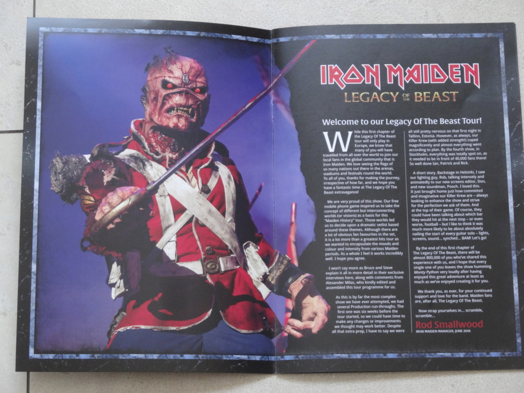 IRON MAIDEN : Paris, AccorHotels Arena, 6/7/18 Dsc03110