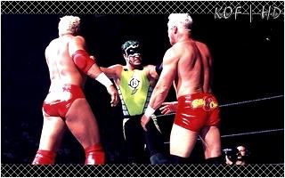 KOF History #22 Spécial WrestleMania  Shane_23