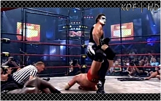 KOF History Moment # 7 (Spécial Elimination Chamber) Sting127