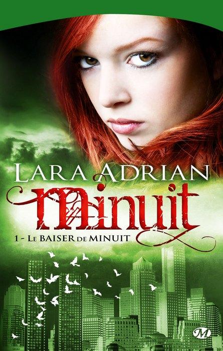 MINUIT (Tome 01) LE BAISER DE MINUIT de Lara Adrian 1103-m10