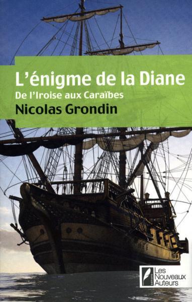 L'ENIGME DE DIANE de Nicolas Grondin 33977810