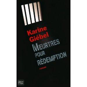 MEURTRES POUR REDEMPTION de Karine Giebel 41awko10