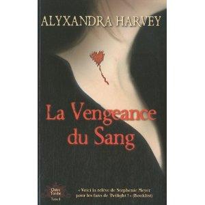 OUTRE TOMBE (Tome 2) LA VENGEANCE DU SANG de Alyxandra Harvey 41wpjn10