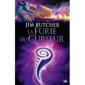 CODEX ALERA (Tome 3) LA FURIE DU CURSEUR de Jim Butcher 513p9w10