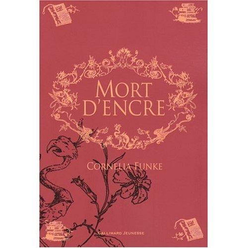 COEUR D'ENCRE (Tome 03) MORT D'ENCRE de Cornélia Funke 519t4r10
