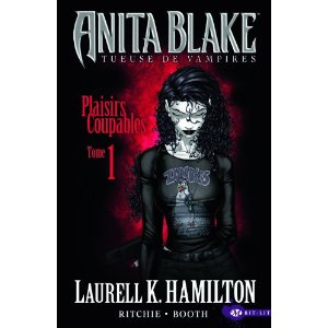 ANITA BLAKE (Tome 1) PLAISIRS COUPABLES de Laurell K. Hamilton, Stacie Ritchie et Jess Ruffner-Booth 51efjm10
