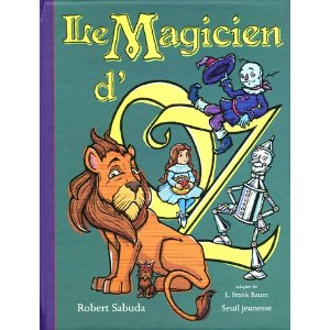 LE MAGICIEN D'OZ (Pop Up) 51gn4b10