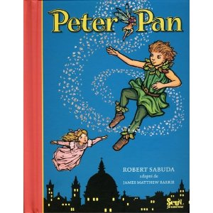 PETER PAN (Pop Up) 51jthr10