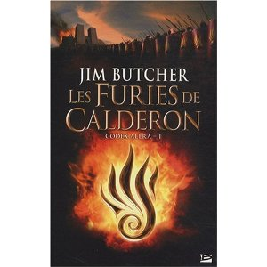 CODEX ALERA (Tome 1) LES FURIES DE CALDERON de Jim Butcher 51lpaz10