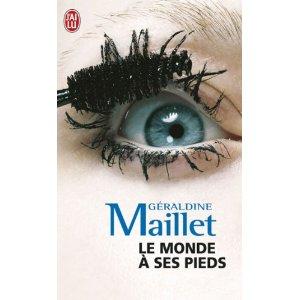 LE MONDE A SES PIEDS de Géraldine Maillet 51vdht10