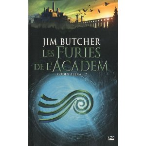 CODEX ALERA (Tome 2) LES FURIES DE L'ACADEM de Jim Butcher 51zuqi10